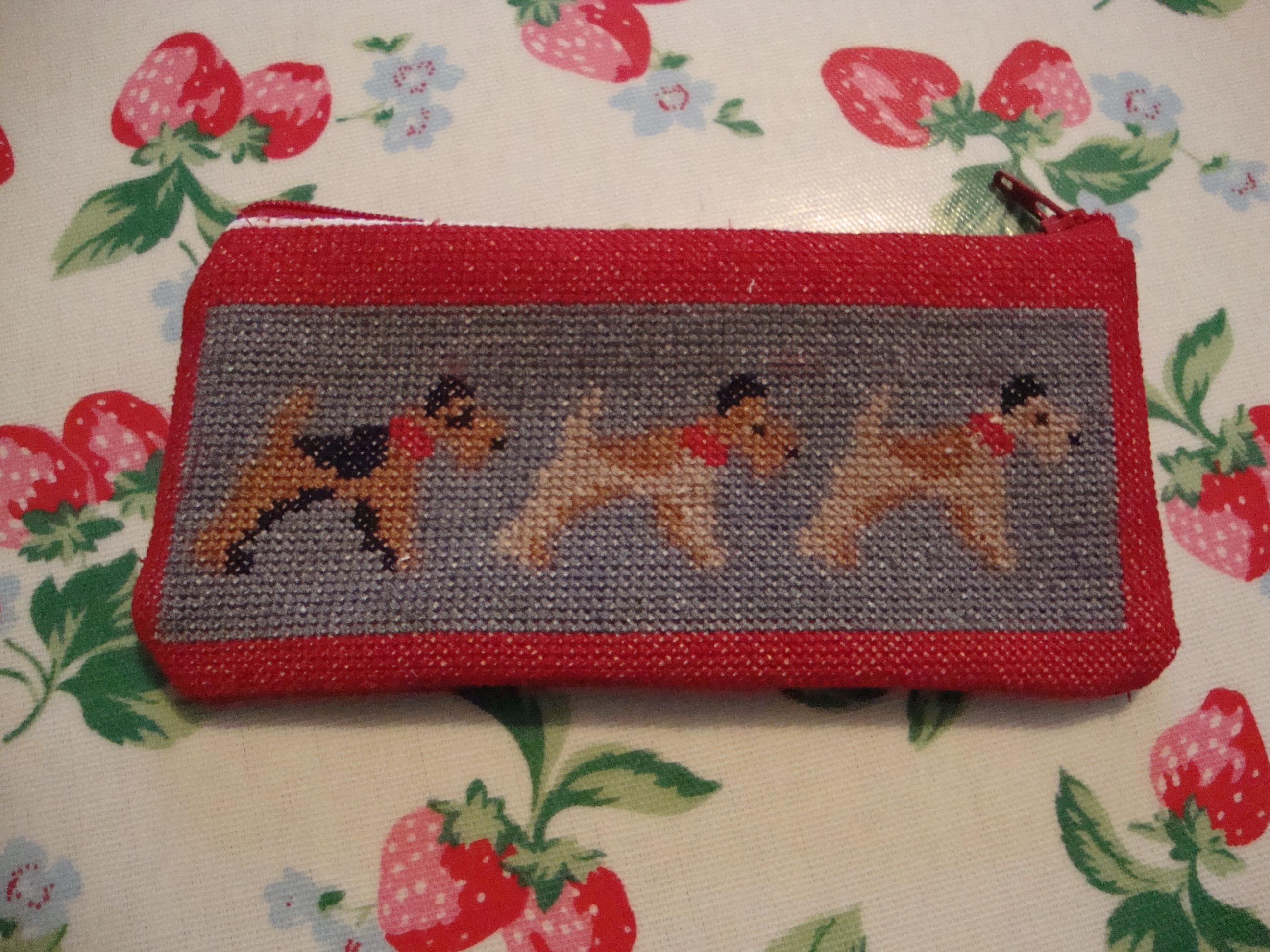 Knitting Cross Stitch : cross stitch Knit Stitch Sew