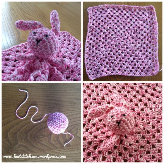 crochet comforter