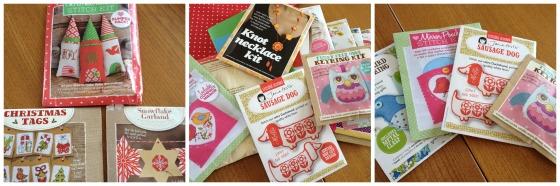 Magazine kits
