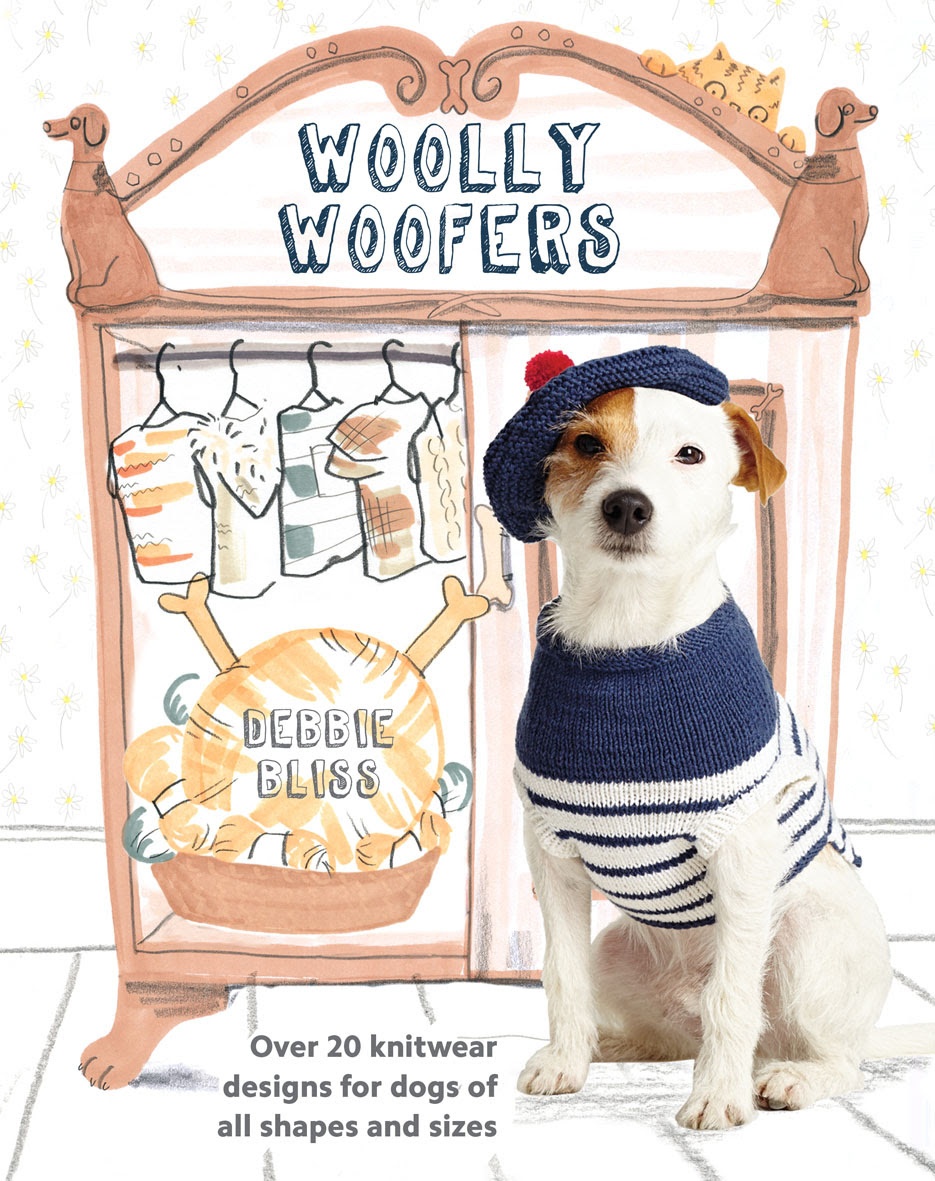 Debbie Bliss Knitting Patterns For Dogs : Knit Stitch Sew My world of craft. A tangled mess of ...